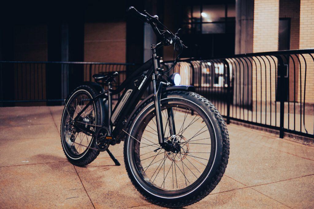 financiering elektrische fiets